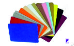 Blank Plastic PVC Colored Card Manufacturer
